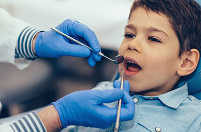Pediatric Dental Exams